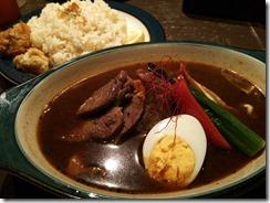 ZORA パーティープラン 牛タン炙りとタチのフリットのスープカレー(5番)