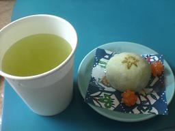 学祭 わっか お茶.JPG