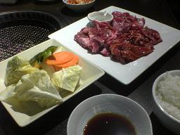 げんき日和 ジンギスカン食べ放題.JPG